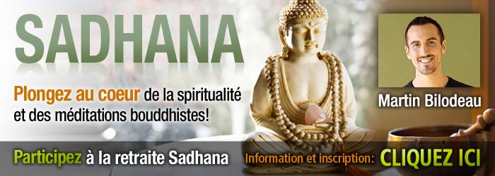 retraite sadhana